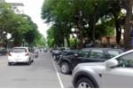 Hà Nội: Đề xuất thí điểm đỗ xe trên đường theo ngày chẵn - lẻ từ tháng 11
