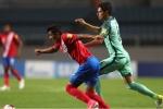 Kết quả U20 Costa Rica vs U20 Bồ Đào Nha: Đệ tử Ronaldo tiếp tục gây thất vọng