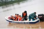 Hơn 500 ngôi nhà bị ngập, Đắk Lắk điều động hàng trăm chiến sỹ ứng cứu