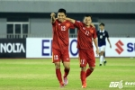 Hậu vệ Campuchia lóng ngóng đá phản lưới nhà