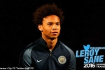 Pep Guardiola: Hãy thưởng thức bóng đá của Leroy Sane