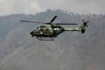 Trực thăng Ấn Độ rơi khi đang huấn luyện bay