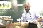 Thịt lợn đen Tây Ban Nha giá 3,5 triệu đồng/kg vẫn đông người mua