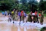 Bình Định: 2 người chết và mất tích, hàng nghìn hộ dân bị cô lập do mưa lũ