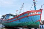 Đà Nẵng sẽ trưng bày tàu cá bị tàu Trung Quốc đâm chìm ở Hoàng Sa