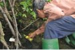 Thực hư mó nước có khả năng chữa bệnh ở Hòa Bình