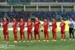 Tụt 16 bậc, Việt Nam để Thái Lan vượt mặt trên bảng xếp hạng FIFA