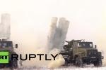 Video: Xem 'Rồng lửa' S-300 của Nga bị phục kích