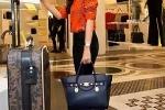 Loạt túi hàng hiệu đắt đỏ đáng ghen tỵ của Hà Tăng