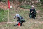 Việt Nam tổng duyệt chống khủng bố, rà phá mìn trước khi đi Ấn Độ diễn tập