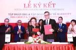 Tập đoàn BRG và Tập đoàn Marriott International công bố hợp tác về dự án khách sạn Sheraton Đà Nẵng