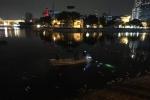 video cá chết ở hồ hoàng cầu