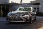 Lexus LS 2018 trình làng, thách thức Mercedes S-Class và BMW 7-Series