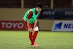 Đội trưởng U20 Việt Nam được chăm sóc đặc biệt