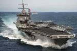 Mỹ đưa tàu sân bay khổng lồ đến Hàn Quốc sau khi Triều Tiên thử hạt nhân