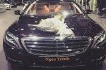 Chia tay Hoàng Kiều, Ngọc Trinh tậu siêu xe khiến dân mạng xôn xao