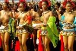 Choáng với tập tục phụ nữ tự do cưỡng hiếp đàn ông ở bộ tộc ở trần