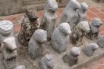 Thú vị chuyện gia đình ở Hà Nội 'thỉnh' hàng ngàn chó đá cổ về nhà
