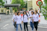 Thi THPT Quốc gia: 99% thí sinh đến làm thủ tục dự thi