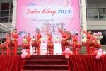 Dàn sao Việt trong ngày hội hiến máu 'Lễ hội Xuân hồng' 2015