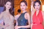 Hoa hậu Đặng Thu Thảo đọ vẻ sexy với Yến Trang, Hương Giang