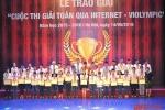 Đạt giải Quốc gia ViOlympic được tuyển thẳng vào lớp 10