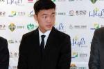 Lương Xuân Trường họp báo ra mắt Gangwon FC