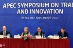 Hội nghị Thương mại và Sáng tạo APEC khai mạc tại Hà Nội