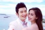 Angelababy đã sinh con trai đầu lòng cho Huỳnh Hiểu Minh