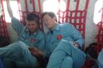 Máy bay Casa-212 mất tích: Chàng lính trẻ tiết kiệm 1,6 triệu đồng đón con đầu lòng