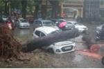 Tin mới nhất về bão số 1 đổ bộ vào đất liền