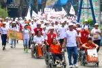 FrieslandCampina Việt Nam đồng hành cùng chương trình đi bộ 'Vì nạn nhân chất độc da cam và người khuyết tật' năm 2017