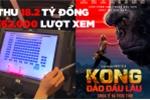 'Kong: Skull Island' phá kỷ lục phòng vé Việt Nam ngay ngày đầu công chiếu