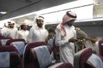 Thú chơi chim ưng bạc tỷ của đại gia Ả Rập