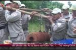 Phát hiện quả bom nặng hơn 200kg tại Quảng Trị