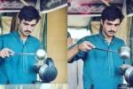 'Soái ca' bán trà Pakistan làm điên đảo cộng đồng mạng