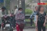 Clip móc túi dàn trận tinh vi, lộng hành trước cổng bệnh viện Bạch Mai