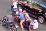 Nữ du khách Hàn Quốc bị cướp tại trung tâm Sài Gòn