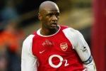 Vieira at Arsenal
