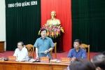 Mưa lũ lịch sử ở miền Trung: Cứu được 4 thuyền viên bị mắc kẹt