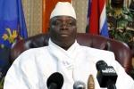 Tổng thống Gambia 'ôm' hơn 11 triệu USD đi lưu vong, kho bạc trống rỗng
