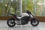 Chiêm ngưỡng môtô tự lái của Honda