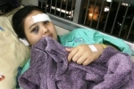 Khởi tố vụ án nhóm côn đồ truy sát, cắt tai thiếu nữ 16 tuổi