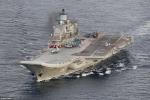 Nga thu quân ở Syria, tàu sân bay Kuznetsov rút lui đầu tiên