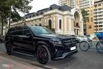 Mercedes GLS63 đăng ký ở Sài Gòn, một tháng tăng thêm gần 4 tỷ đồng