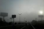 Sương mù dày đặc bao phủ, người dân Cần Thơ ngỡ ngàng