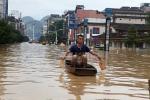 Video: Lũ lớn ở miền Nam Trung Quốc, hàng vạn người phải di tản