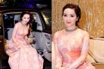 Hoa hậu Giáng My dạn dĩ khoe vẻ gợi cảm