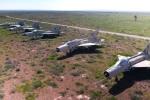 Căn cứ không quân Syria bị Mỹ trút 'mưa' tên lửa có gì đặc biệt?
