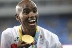 Ảnh đẹp Olympic ngày thứ 8: Michael Phelps, Mo Farah đi vào lịch sử